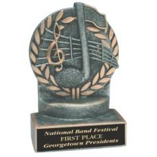 JDS60 Music Award Resin
